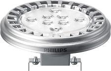 Bombilla Philips Master Led spot 10W 50w luz Calida 3000k G53 Ar111 Qr111 12v/ac