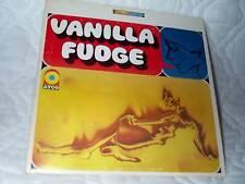 VANILLA FUDGE S/T SELF-TITLED ATCO LP CARMINE APPICE TIM BOGERT SIGNED AUTOGRAPH