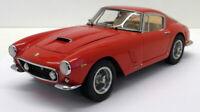 CMC 1/18 Scale M-046 - 1961 Ferrari 250 GT Berlinetta Passo Corto SWB - Red