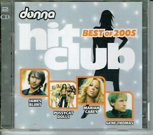 CD : Hit Club 2005-The Very Best Of 2005 (2cd box)