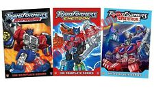 Transformers Armada Energon Cybertron Complete Series Collection DVD Set TV Show