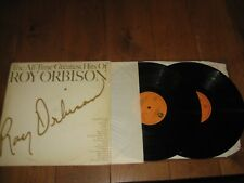 Roy Orbison Dubbel LP. The All-Time Greatest Hits.(4683)