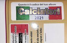 CODICE ALBUM CALCIATORI PANINI 2021 PER RICHIESTA FIGURINE MANCANTI