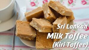 20 PCS MILK TOFFEE HOME MADE 20PCS