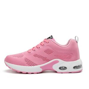 Women Sport Shoes Women Running Shoes Lightweight Cushion Sneakers 35-42