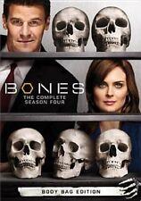 Bones Complete Season 4 R1 DVD