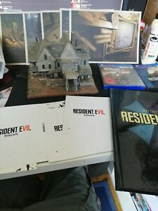 Resident Evil 7 Collector's Edition Ps4 bitte Lesen