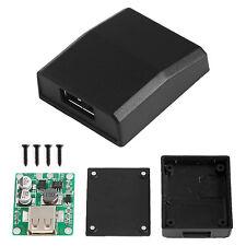 5V 2A Solar Panel Fold Bag USB Junction Box Special Fr MP5 Phone Charger DIY New