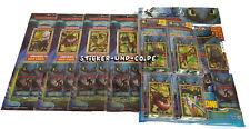 Blue Ocean Drachenzähmen 3 Trading Cards Starterpack + alle 4 Multip./Blister