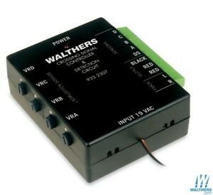 Walthers HO Scale 949-4359 Crossing Signal Controller