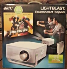 Shift3 Light Blast Projector Entertainment  Model 1635224  Tested, with orig box