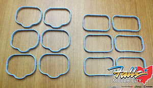 2011-2020 Chrysler Jeep Dodge 3.6L Intake Manifold & Plenum Gasket Set Mopar OEM