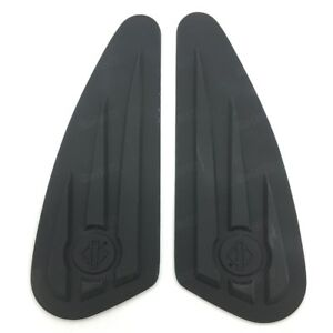 Motorcycle Tank side Gas Pad Knee Grips Protector For Harley-Davidson All Years