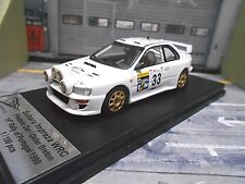 SUBARU Impreza WRC Rallye 1998#33 Dor Portugal Nightversion 1/150 Scala43 1:43
