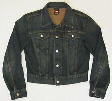 Diesel Vintage Retro Mens / Womens Denim Jean Jacket Size M