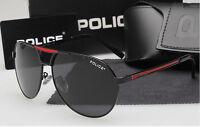 New men's polarized sunglasses Driving glasses 4 colors P8480