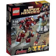 Lego 76031 The Hulk Buster Smash NEW MISB