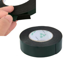 5 Rolls 10M Strong Double Sides Adhesive Foam Tape Waterproof for Car Trim Plate