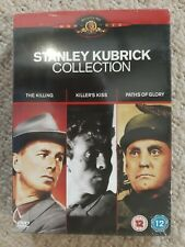 Stanley Kubrick Collection (3 Fims) DVD BOXSET - NEW AND SEALED