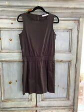 Chaiken little black cotton dress size 4