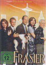 Frasier - Die komplette dritte Season (4 DVDs, NEU! Original verschweißt, NEW)
