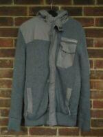 Crosshatch Grey Coat Size Large [928]