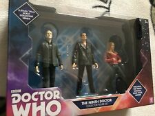 Doctor Who 9th Dottore Tre Figure Set