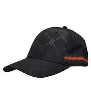Luke 1977 Sport Black Gilles Cap Hat - BNWT Authentic - UK Seller