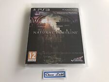 Natural Doctrine - Sony PlayStation PS3 - FR - Neuf Sous Blister