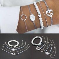 / carte bijoux fixe bracelet la chaîne. pendentif en creux boutons de bracelets