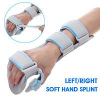 Men Hand Splint Resting Wrist Finger Scaffold for Arthritis Tendinitis Fracture