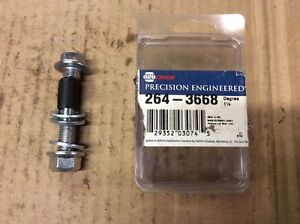 NEW NAPA 264-3668 Alignment Camber Bolt Kit Qty 1