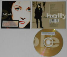 Holly Cole  Dear Dark Heart  U.S. promo label cd