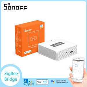 SONOFF Zigbee Bridge Gateway Hub Smart Home Wifi Wireless Remote Switch Timer