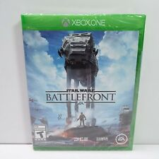 Star Wars Battlefront (Xbox one) NEW (LOOK DESCRIPTION) A2100