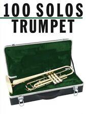 100 Solos Trumpet. (AM33697).