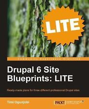 Drupal 6 Site Blueprints Lite : Build a personal web site, an events site,...
