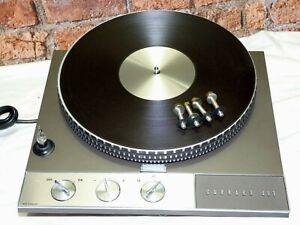 Garrard 401 Vintage Hi Fi Separates Use Record Vinyl Player Turntable Deck