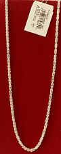 """925 Sterling Silver 30"""" King Byzantine Necklace Mens Women's Made In Italy"""