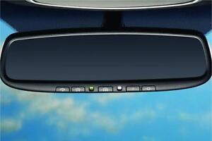 OEM 2016 - 2017 Kia Optima AUTO DIMMING REAR VIEW MIRROR w/ HOMELINK & COMPASS