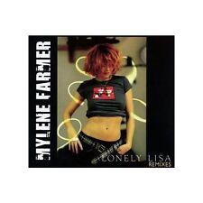 Mylene Farmer - Lonely Lisa Maxi CD Single Remixes 5 Tracks 2011digipak Cd1