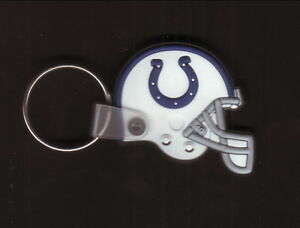Indianapolis Colts Helmet Key Chain