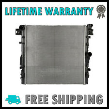 2957 New Radiator Jeep Wrangler 2007 2008 2009 2010 2011 2012 2013 3.6 3.8 V6