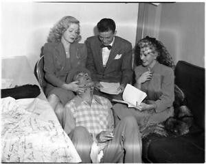 Frank Sinatra Ginger Rogers Alice Faye 1940's Rare Original 5x4 Camera Negative
