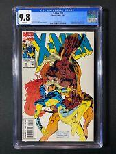 X-Men #28 CGC 9.8 (1994) - Sabretooth app