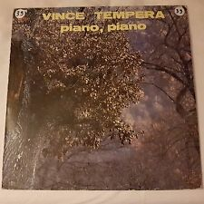 LP -VINCE TEMPERA-PRIMO PIANO-LIBRARY ITALIA-EMI MIN--