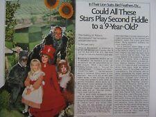 1985 TV Guide(NATALIE  GREGORY/ALICE IN WONDERLAND/CYBILL  SHEPHERD/DICK  CLARK)