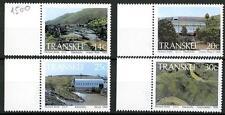 SOUTH AFRICA-TRANSKEI - SUD AFRICA - 1986 - Le centrali idroelettriche