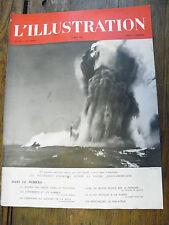 L'illustration 5176 - 23 mai 1942 DANS LA SARTHE VILLAGE D'ALLONNES LA GUERRE DE