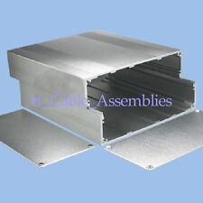 """Aluminum Box Enclousure Case Project electronic DIY - 9.84""""*5.71""""*2.68"""" (L*W*H)"""